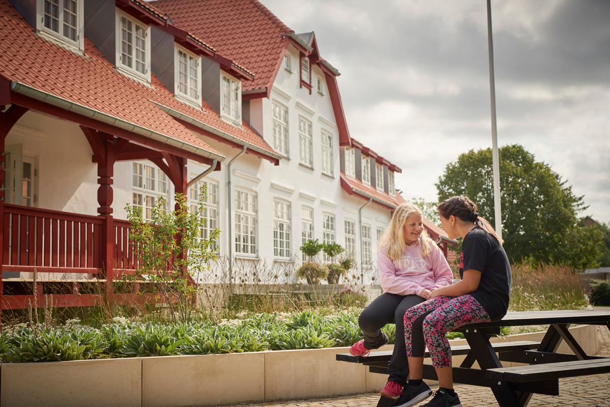 Julemærkehjemmet Liljeborg i Roskilde