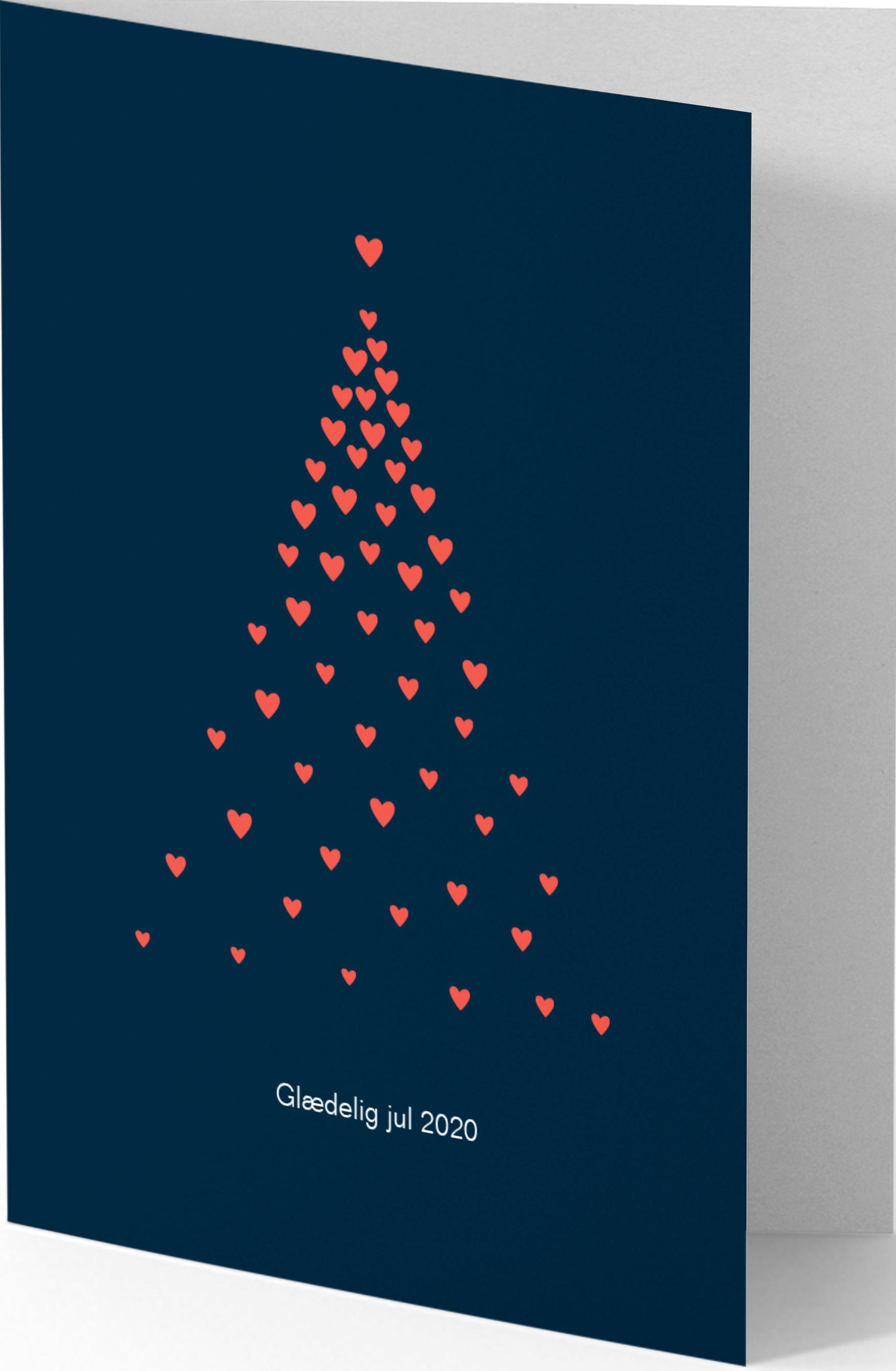 Firmajulekort - send en hjertevarm julehilsen