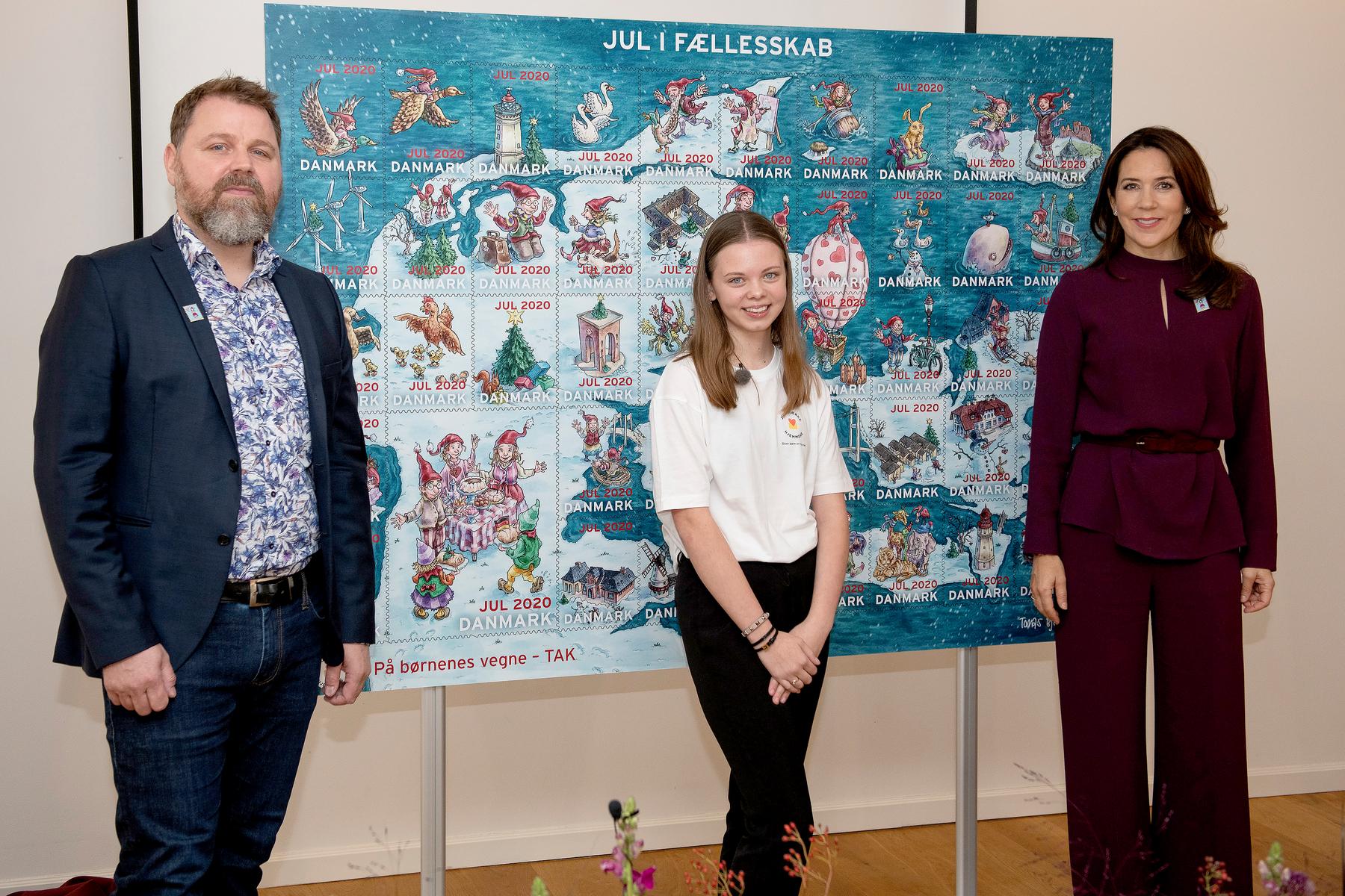 Julemærkekunstner 2020 Thomas Björnsson
