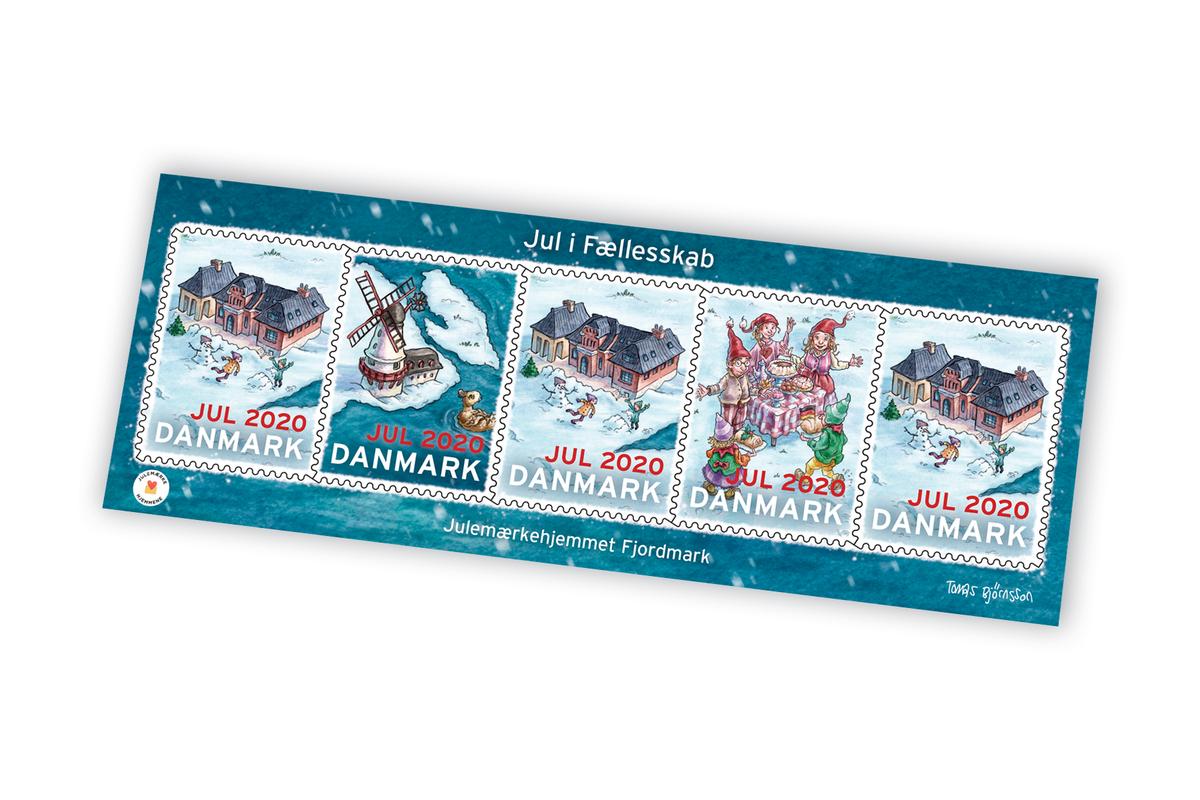 Megamærker - Julemærkehjemmet Fjordmark