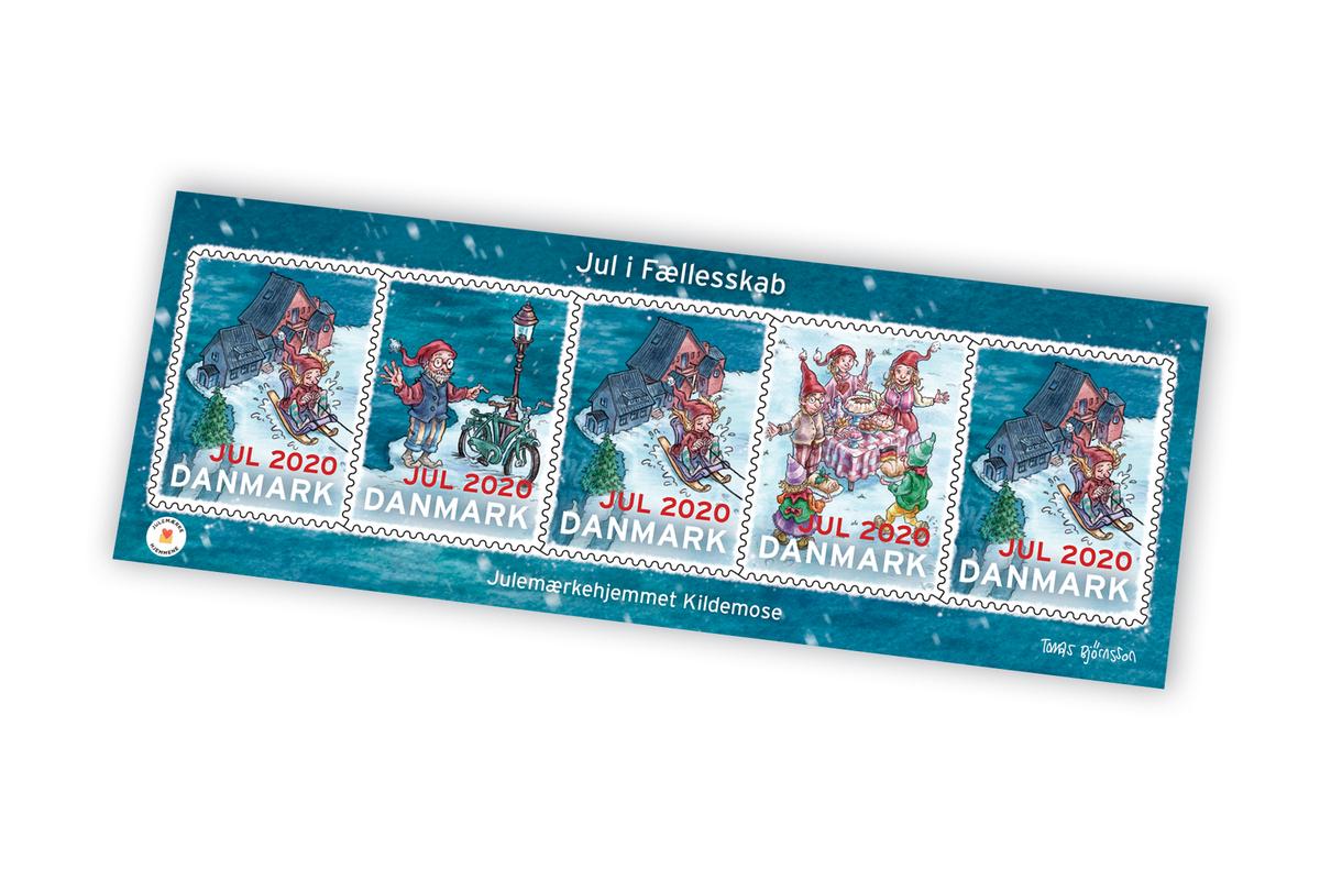 Megamærker - Julemærkehjemmet Kildemose
