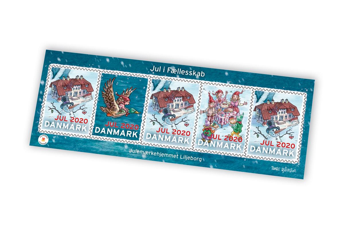 Megamærker - Julemærkehjemmet Liljeborg